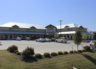Cornerstone Plaza Shopping Center